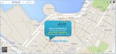 Bản đồ địa điểm JET24.VN